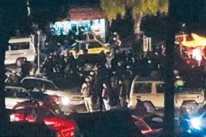صدمة في دمشق بعد دهس «امرأة ذات سطوة» رجال شرطة ومدنيين وتقارير أشارت إلى أنها زوجة هانيبال معمر القذافي