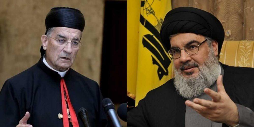 الخلاف بين حزب الله والبطريرك بشارة الراعي.. إلى أين سيصل؟وسائق سيارة يدهس متظاهرين لبنانيين عمداً