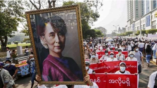 صحف اليوم:قادة الانقلاب في ميانمار يتهمون سو تشي بالفساد ونتنياهو يؤجل زيارته المقررة للإمارات جراء صعوبات