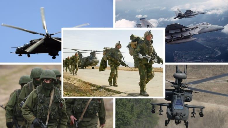 بين أمريكا وروسيا والصين.. من الأقوى عسكرياَ؟