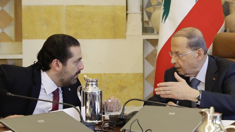 معركة «كسر عظم» بينهما :عون يدعو الحريري إلى «التأليف الفوري» للحكومة