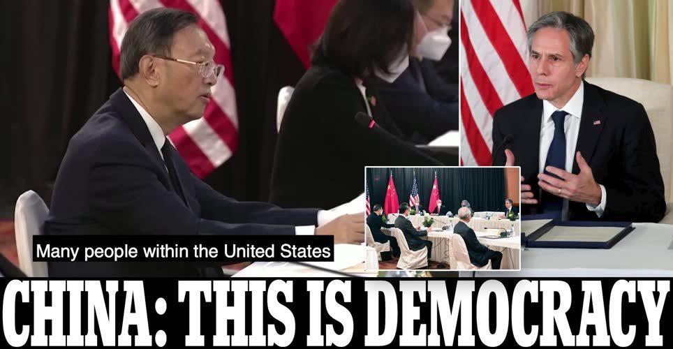 """صحف اليوم:انتقادات لاذعة في أول اجتماع بين دبلوماسيين أميركيين وصينيين واستياء""""الإمارات وتقليص الاتصال بإسرائيل """".ومصر تستنكر"""