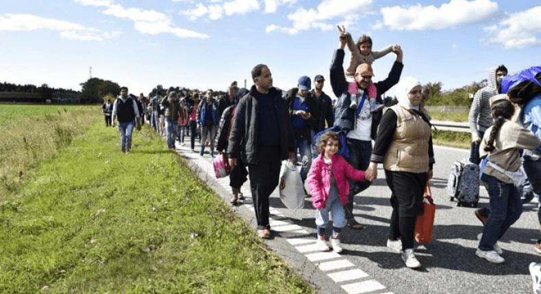الأردن يرحيل 3 لاجئين سوريين خلال 14 يوماً،فلماذا لا يعود ملايين السوريين من المنفى وسر تناقضات ألمانيا تجاه الأسد..