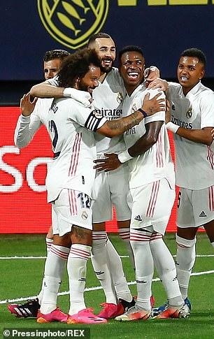 ثلاثية لريال مدريد، سقوط ميلان، السيتي يقترب من حسم اللقب والرياضي يفوز على هومنتمن