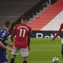 ليستر سيتي يُسقط مانشستر يونايتد ويتوج مانشستر سيتي ,ساوثامبتون يحقق الفوز امام كريستال بالاس