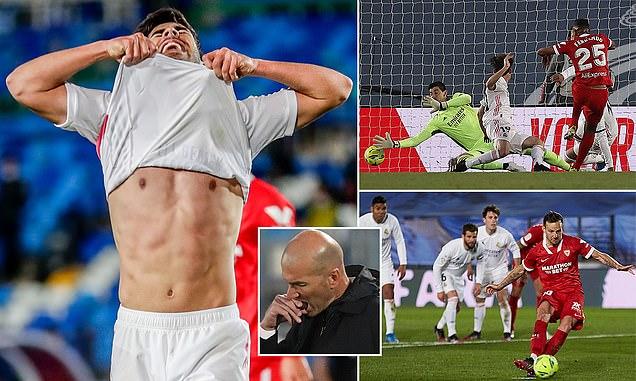 ريال مدريد يفشل في الفوز على اشبيلية والمستفيد  اتلتيكو، ميلان يدك شباك يوفنتوس بثلاثية، تعثر باريس سان جيرمان وليكرز يحافظ على آماله