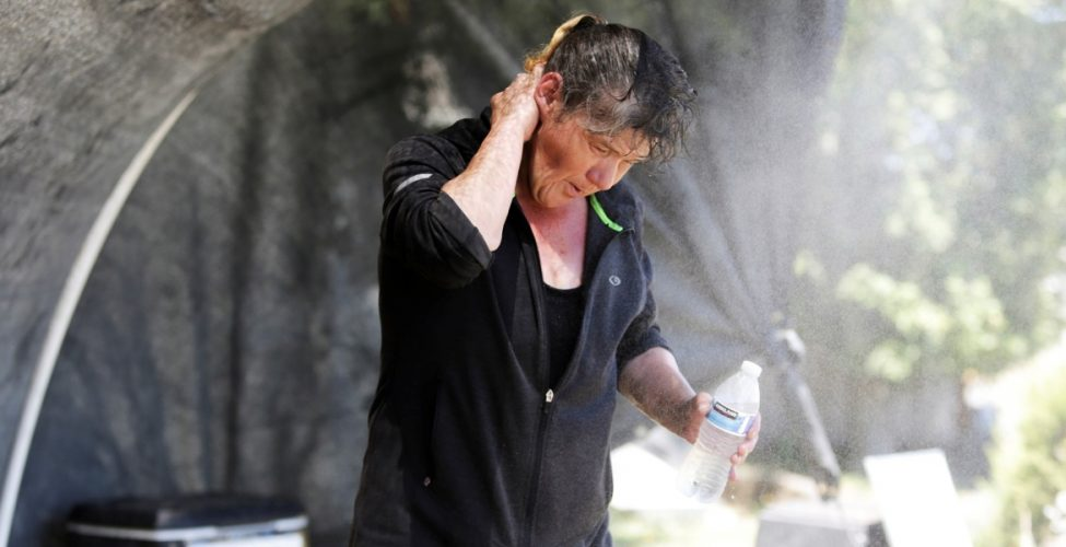 """""""قبة حرارية"""" نادرة تشل أجزاء من كندا وأمريكا.. موجة حر أغلقت المدارس وأوقفت التطعيم ضد كورونا"""