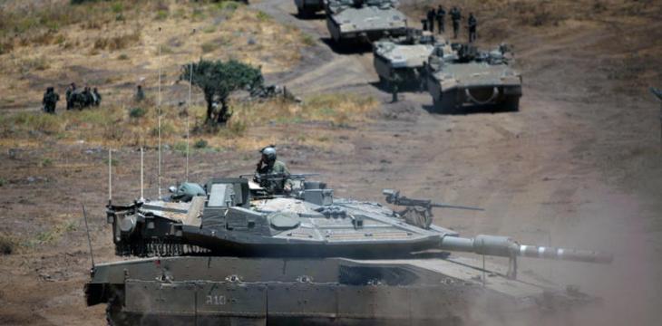 إسرائيل تستأنف قصف سوريا في غارات على الجنوب والوسط بعد «هدنة انتخابية»