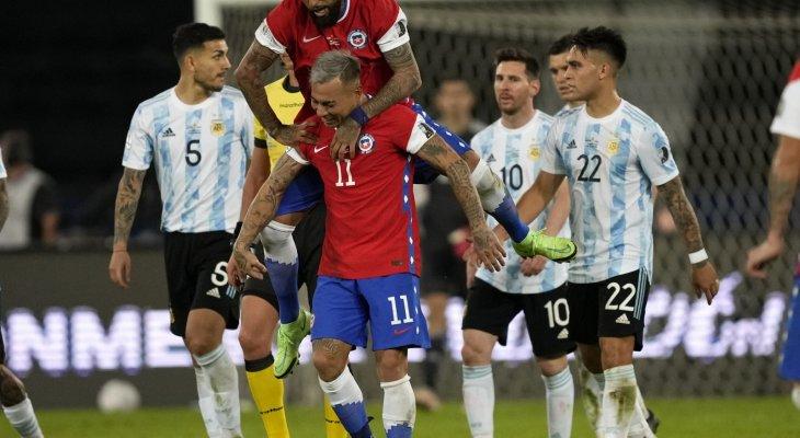 السويد تُعرقل اسبانيا ورونالدو يثير غضب شركة كوكاكولا وتعادل الارجنتين امام تشيلي،