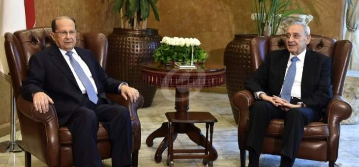 لبنان التأليف من دون نتيجة