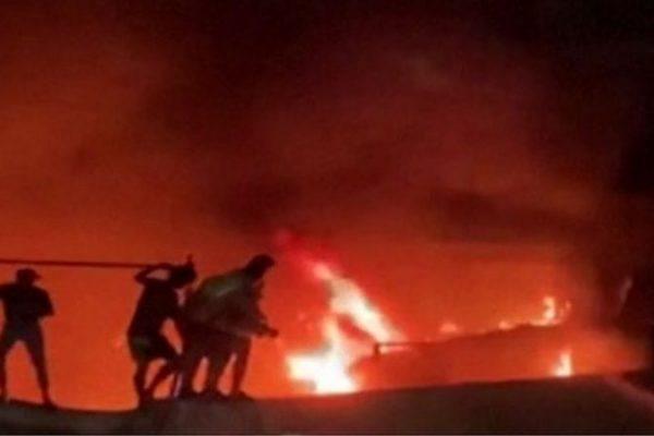 حريق مستشفى الناصرية: احتجاجات في العراق بعد تزايد الحرائق ومقتل العشرات في جناح كورونا