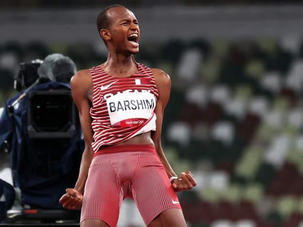 الميدالية الثانية لقطر.. معتز برشم يحصد ذهبية القفز العالي في أولمبياد طوكيو