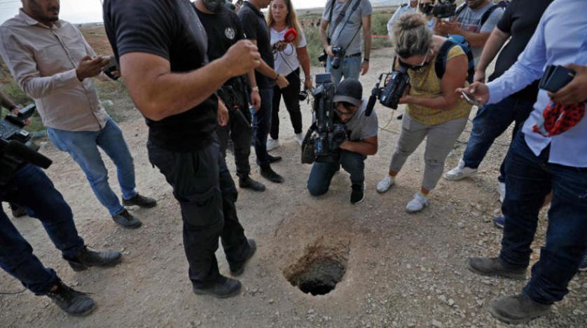توب 5: هروب فلسطينيين من سجن إسرائيلي عبر نفق.. ونقل أمريكيين برا من أفغانستان