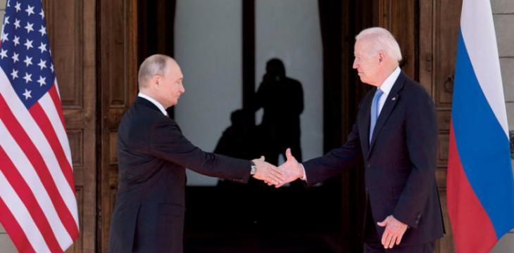 حوار بين مبعوثي بوتين وبايدن حول سوريا