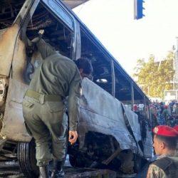 آخر الأخبار:قتلى وجرحى  في تفجير حافلة عسكرية وقصف ادلب ورحيل مدرب نيوكاسل بعد صفقة الاستحواذ السعودي