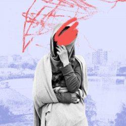 """في """"درج""""سنار حسن :لاجئات سوريات هاربات من الحرب يواجهن الاستغلال والتحرّش في العراق"""