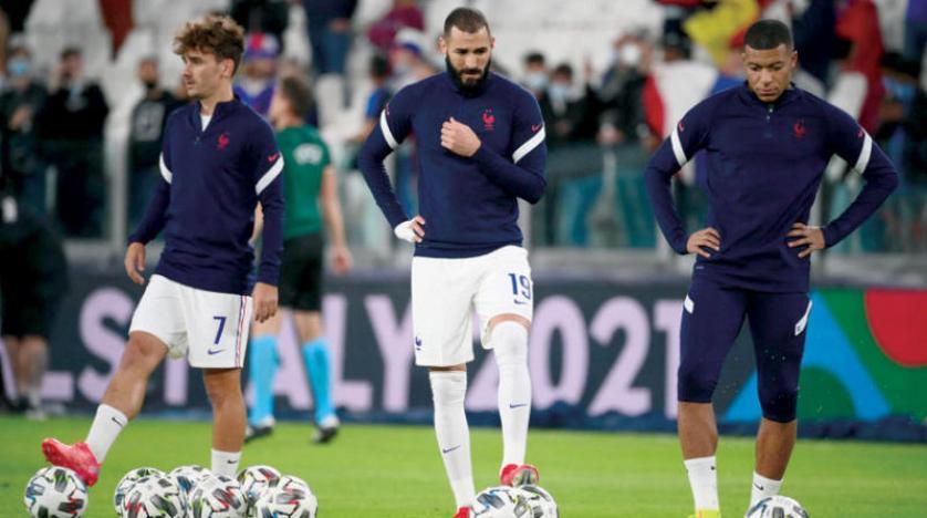 شباب إسبانيا يصطدمون بخبرة فرنسا في نهائي «دوري الأمم»وانتصارات لانكلترا وبولندا والنمسا والدنمارك واصابة ميسي